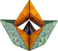 GeoBender® Cube ''Bees®''