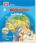 Tessloff WAS IST WAS Junior Weltatlas für Kinder