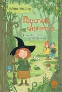 Kinderbuch, Petronella Apfelmus Hexenbuch/Schnüffeln. Fester Winband, 208 Seiten, für Kinder ab 8 Jahre.